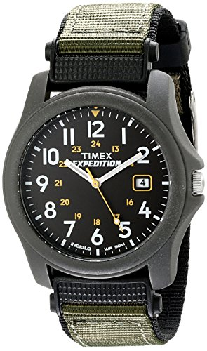 timex-unisex-t42571-quartz-expedition-camper-watch-with-black-dial-analogue-display-and-green-black-