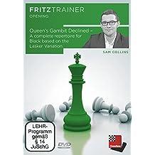 Fritztrainer - Queen's Gambit Declined - A repertoire for Black based on the Lasker Variation (Sam Collins)