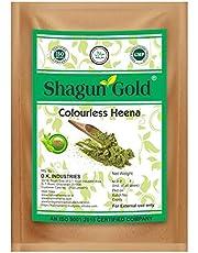 100% Pure Organic Colorless Henna Powder Hair Coloring & Hand, Foots Coloring