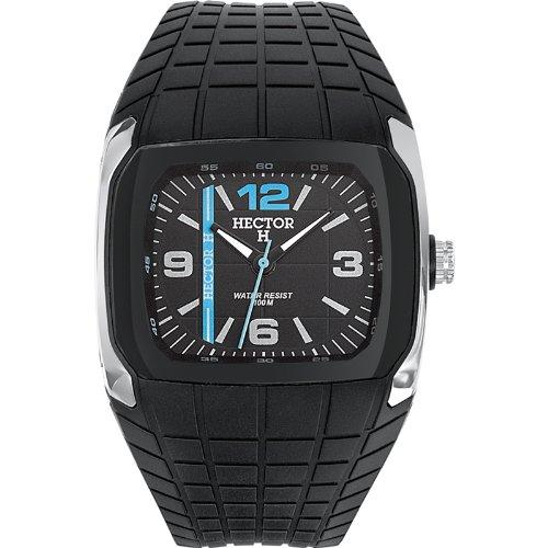 150ea610a021 Hector H 665247 - Reloj analógico de Cuarzo para Hombre con Correa de  plástico