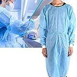 Best 6U Uniformi medicali monouso Camice da Isolamento Chirurgico Impermeabile Anti-ruggine Abbigliamento da Lavoro Medico Abbigliamento da Lavoro Scrub Medico