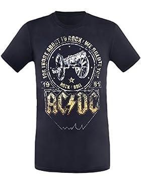 AC/DC Herren Highway T-Shirt