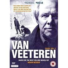 Van Veeteren Collection Vol. 2 (3 Films) - 2-DVD Set ( Svalan, katten, rosen, döden / Carambole / Fallet G ) ( Swallow, Cat, Rose, Death / Caramb