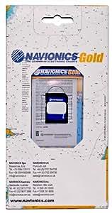 Navionics 46Xg-Xl9-Sd Carte marine micro SD Gold XL9 Europe de l'ouest