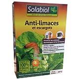 Anti-limaces et escargots SOLABIOL 350g