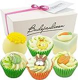"6er Set BRUBAKER Cosmetics Badepralinen""Spring Time"" handgemacht und vegan"