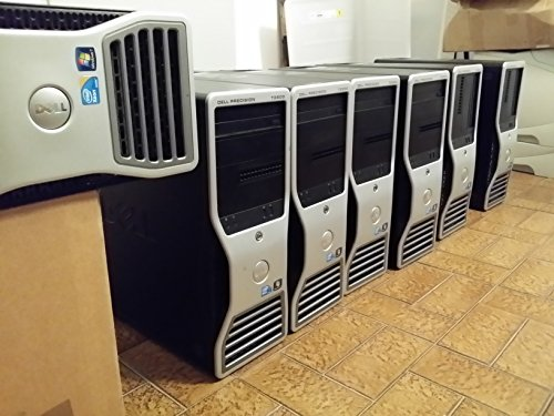 Dell T3500 Workstation (Intel Xeon W3670 Hexa Core 6-Kern mit 3,20 GHz, 6 GB RAM, 256 GB SSD, Nvidia Quadro 2000, Win7 Pro) - professionell aufbereitet (refurbished) (Cpu-desktop-refurbished)