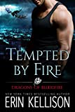 Tempted by Fire (Dragons of Bloodfire 1) by Erin Kellison