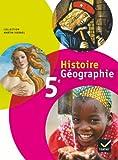 Histoire Géographie 5e Martin Ivernel : Les manuels compacts