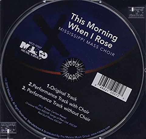 This Morning When I Rose [Import anglais]