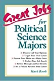 Great Jobs for Political Science Majors (Great Jobs For...Series) (English Edition)
