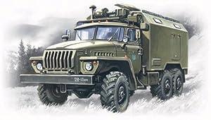Icm - Vehículo de modelismo escala 1:72 (M72612)