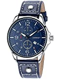 Inwet Mode Herren Quarz Armbanduhr