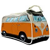 VW Bus T1 Kulturbeutel BULLI WASCHTASCHE Farbe AUSWÄHLBAR (Orange)