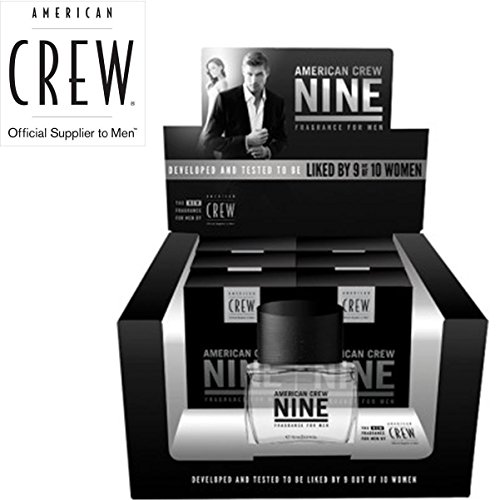 Nine Crew Pantalla Pack Comprobador 75 X 6 Ml