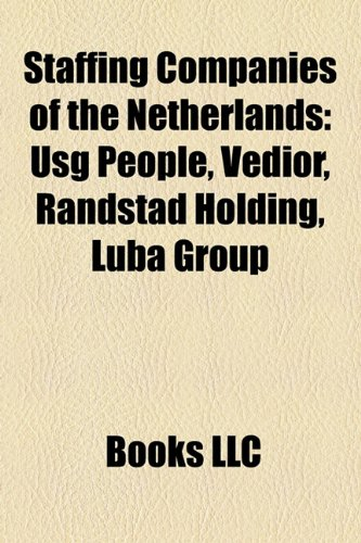 staffing-companies-of-the-netherlands-usg-people-vedior-randstad-holding-luba-group