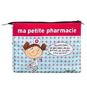 DERRIERE LA PORTE - Trousse pharmacie Ma petite pharmacie - Armoire de toilette