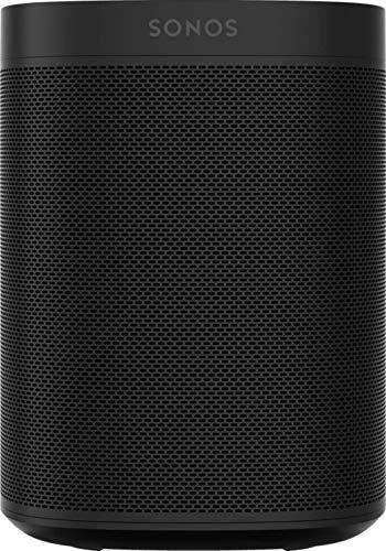 Sonos One SL - Altavoz Inteligente, Compacto y Potente, con Control táctil...
