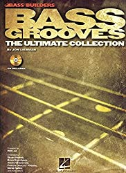 Bass Grooves The Ultimate Collection Bgtr Book/Cd (Bass Builders)