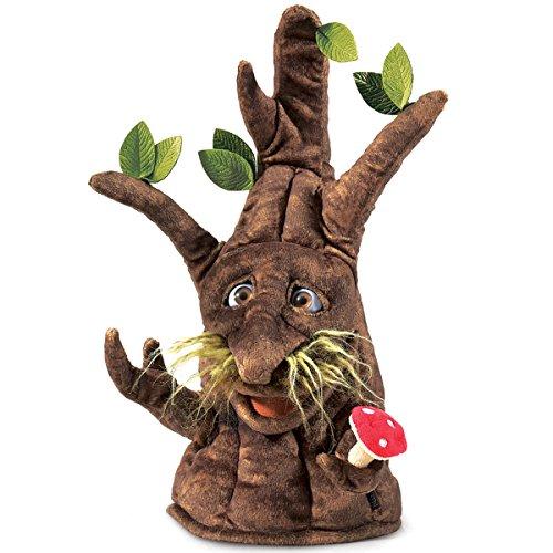 Folkmanis Puppets 2950 - Zauberhafter Baum (Handpuppe Schnecke)