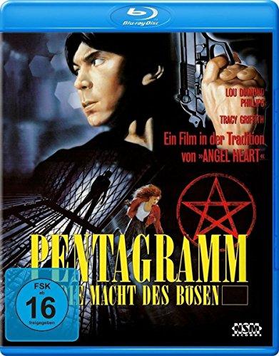 Diamond Blu-ray (Pentagramm - Die Macht des Bösen - Uncut [Blu-ray])