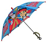 pioggia si ottiene Gi? capitano Jake è qui per salvare il giorno. Questo capitano Jake ombrello è stato progettato con immagini impressionanti di capitano Jake insieme assolutamente cool loghi. Il manico è ancora modellato a guardare come il ...