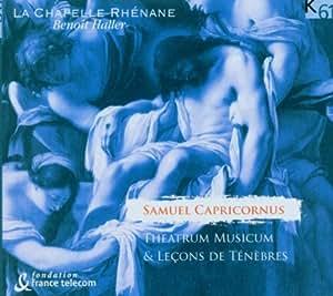 Theatrum Musicum - leçons de ténèbres