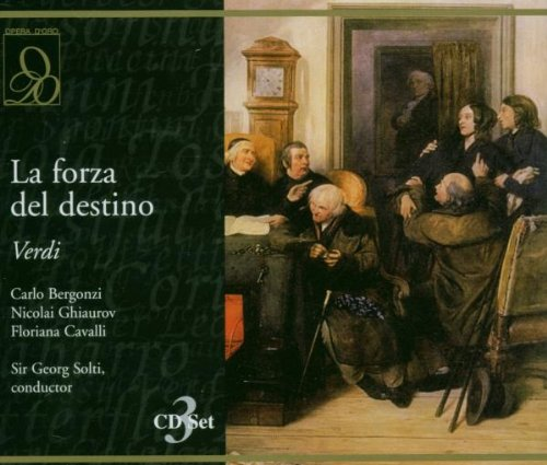 Verdi : La forza del destino. Solti, Bergonzi