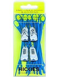 Hickies lacets élastiques à taille unique qui ne se détachent jamais