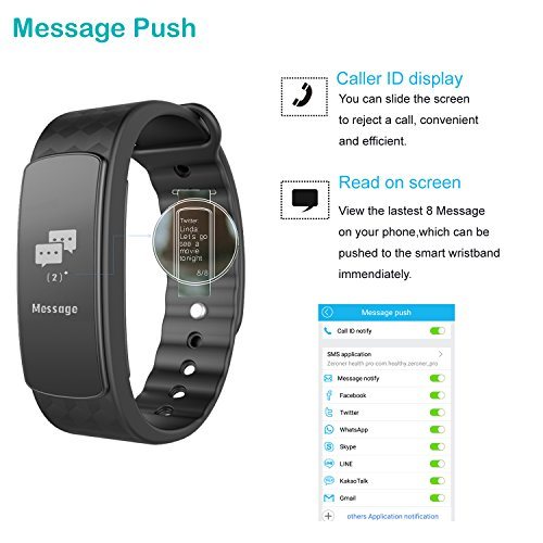 Zoom IMG-1 willful fitness activity tracker cardiofrequenzimetro