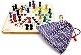 Wer ärgert sich (Brettspiel für 6 Personen) 50 x 50 cm