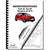Audi A1, Typ 8X (10>) Heizung, Lüftung, Klimaanlage - Reparaturanleitung