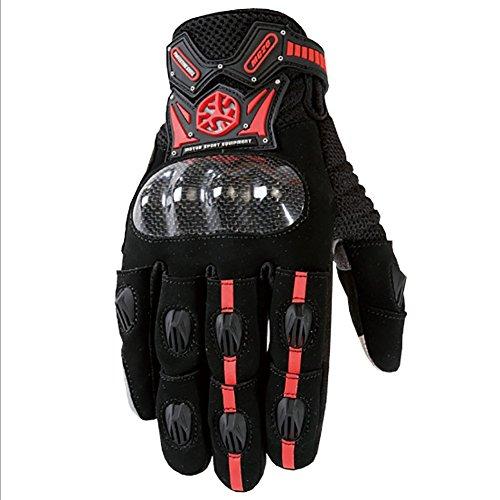 Preisvergleich Produktbild HECHEN Mountain Motorrad Handschuhe,  Rutschfest,  Rutschfest,  Abriebfest,  Bergsteigen Outdoor-Sportarten, A, M