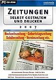 Zeitungen selbst gestalten und drucken 2007