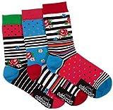 3 Verrückte Socken - Oddsocks Milly für Frauen