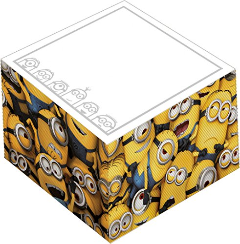 Image of Despicable Me Many Minions Memo Block