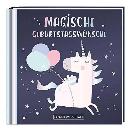 Magische Geburtstagswünsche: Minibuch