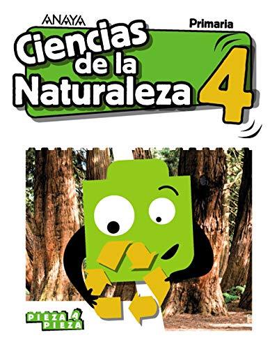 Ciencias de la Naturaleza 4. Pieza a Pieza