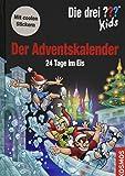 Die drei ??? Kids, Der Adventskalender: 24 Tage im Eis Extra: Stickerbogen - Boris Pfeiffer
