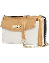 VanGoddy venice series mme relief en forme de sac à main clutch lady portefeuille sac à main