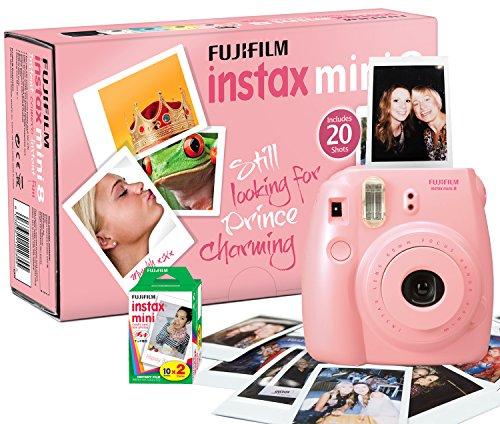 Fujifilm Instax Mini 8 - Fotocamera con 8 scatti -