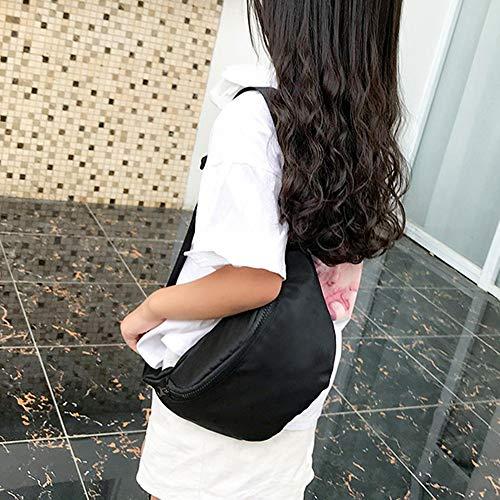 Tumi Slim Wallet (Rucksack, Reise Wandern Outdoorrucksack Daypacks für großer Rucksack für Schule,Mode Kindertasche Gürteltasche Brusttasche Geldbörse Snack Pack(Schwarz))