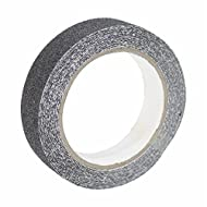 Oule Non-Slip Adhesive for Safety Pet Tape 5m x 2.5cm Black Indoor and Outdoor Use