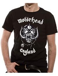 Mens Motorhead England  5327Tsbpl  T-Shirt