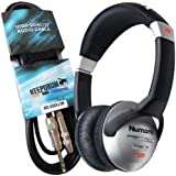 Numark HF 125Casque DJ Câble d'extension keepdrum gratuit 3m