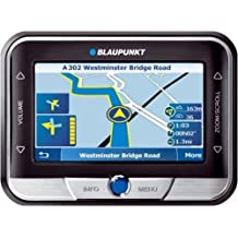 Blaupunkt TravelPilot Lucca 5.2 Navigationssystem (10,2 cm (4 Zoll) Touchscreen, Europa, TMC-Empfänger, MP3-Player und Bildbetrachter)