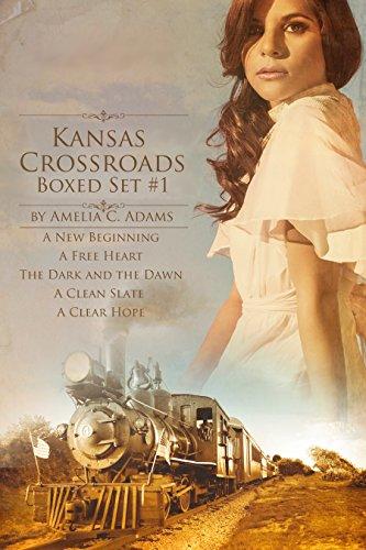 Kansas Crossroads Boxed Set One (English Edition)