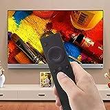 Anti Slip Silicone Protective Case/Cover For Xiaomi Mi TV Remote Controller (Black, 55 INCH TV)