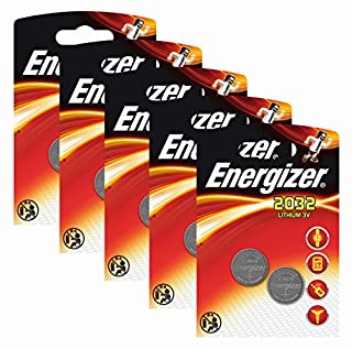 Energizer - Pilas de Litio CR 2032 (3 V, 5 Paquetes x 2 Unidades) (B00I2EZ7OA) | Amazon Products