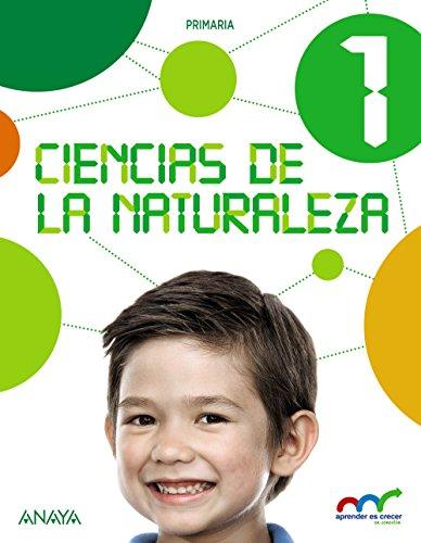 Ciencias de la Naturaleza 1 (Con Natural Science 1 In focus) (Aprender es crecer en conexión)